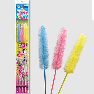 (Cattyman)Cattyman cat with foxtail gorgeous color funny cat stick 3 sticks