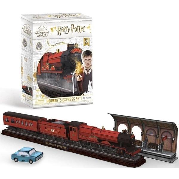 Harry Potter3D立體拼圖:霍格華茲特快列車 DS1010h
