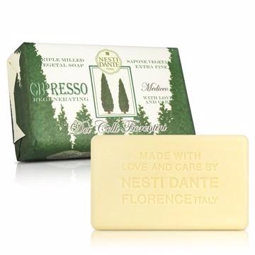 (Nesti Dante)Nesti Dante Italian soap - natural flowers Yan series - cedar wood (fresh) (250g)