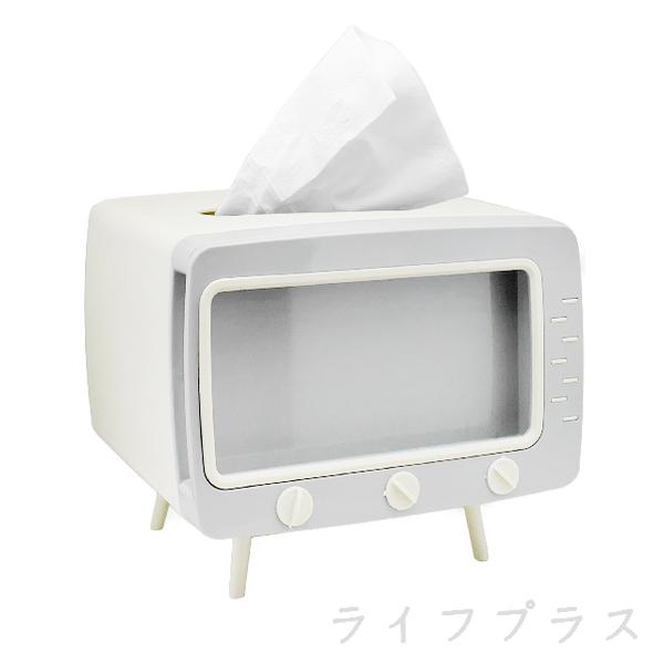 (一品川流)Chasing drama face paper box-ivory