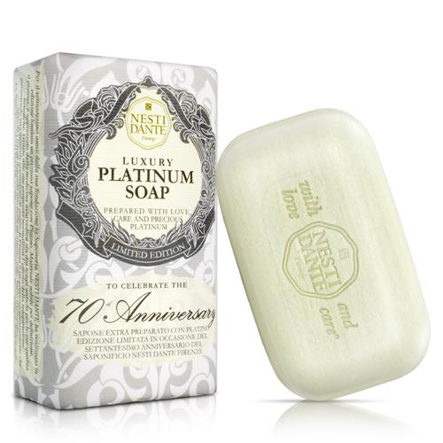 Nesti Dante 義大利手工皂-70週年典藏紀念版-鉑金菁萃皂(250g)
