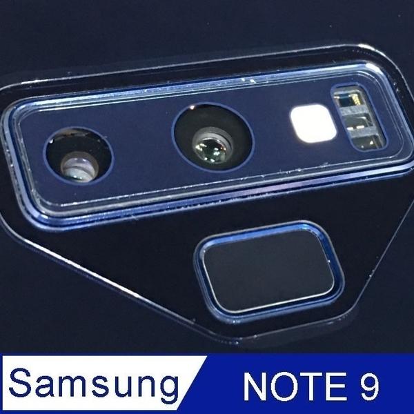 D&A Samsung Galaxy Note 9專用日本玻璃奈米5H鏡頭保護貼(超值2入)