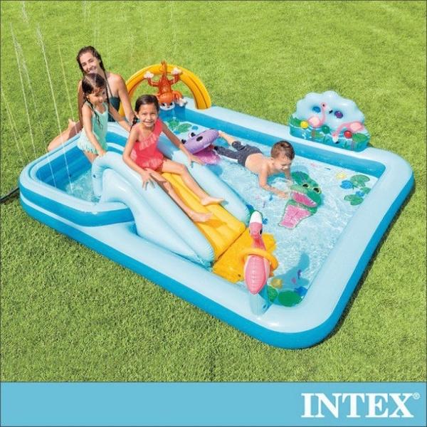【INTEX】森林冒險大型戲水池(57161)