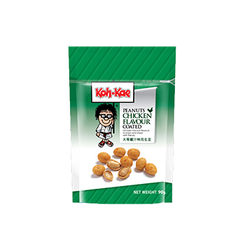 (Koh Kae)Koh Kae Chicken Sauce Peanuts (bag package) 90g