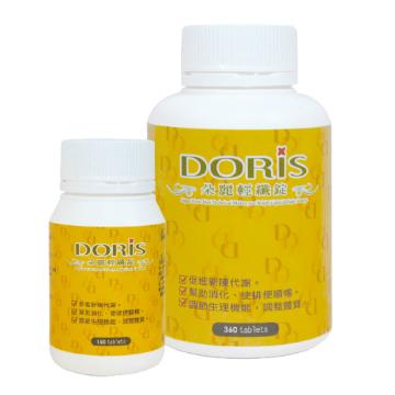 Doris朵麗輕纖錠360錠+150錠(510錠)
