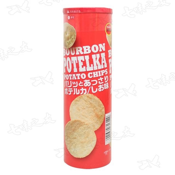 (Bourbon)Bourbon Salted Potato Chips 65g
