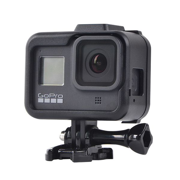 3D Air GoPro HERO8 all-inclusive anti-fall and anti-wear cold boot design frame protective shell