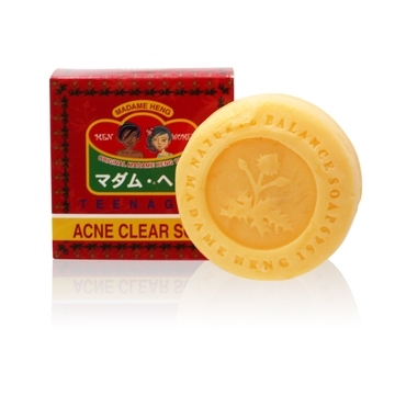 (Madame Heng)[Thailand] Mrs. Xing Madame Heng Herbal Oil Control Deep Cleansing Soap 150g