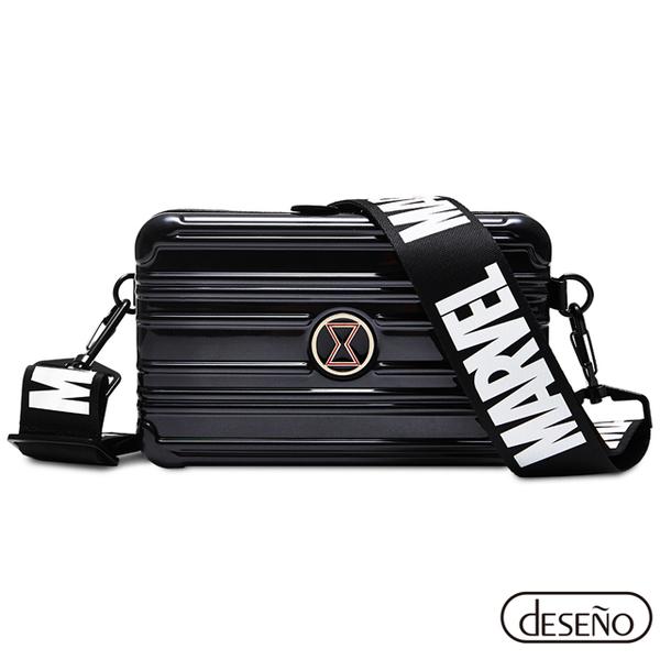(marvel)Marvel Marvel Avengers series multi-function accompanying aviation bag / storage bag / toilet bag-black widow