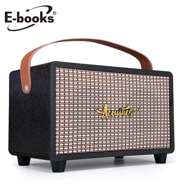 (e-books)E-books D40 Classic Bel Canto Subwoofer Bluetooth Speaker