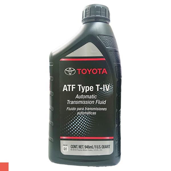 TOYOTA ATF TYPE T-IV 自動變速箱油 自排油 4號