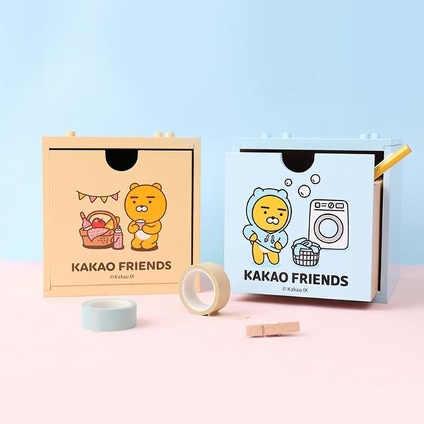 (Kakao Friends)Kakao Friends building block drawer box