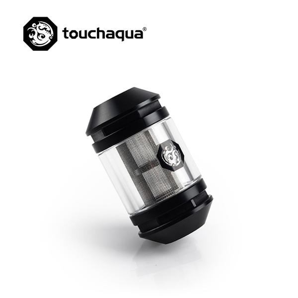 【Bitspower Touchaqua】串接型水冷系統水路過濾器