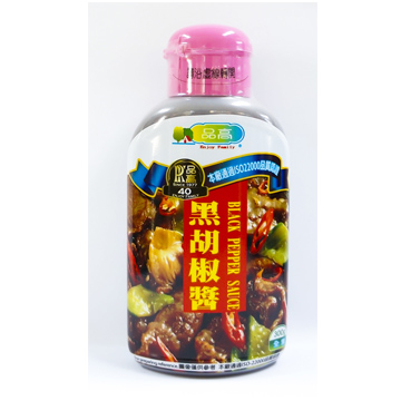 """Pingao"" Black Pepper Sauce (300g)"