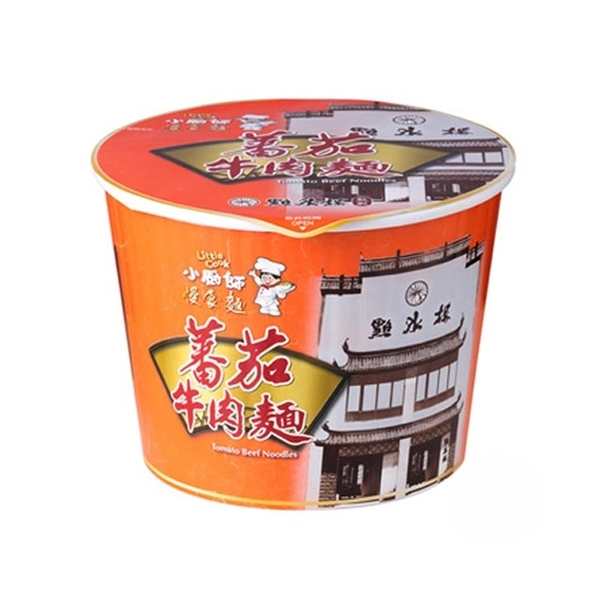 (Little Cook)Little Cook Instant Tomato Beef Noodle (295g/box)