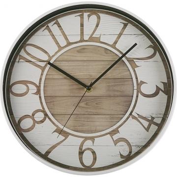 VERSA 質感木紋掛鐘(30.5cm)