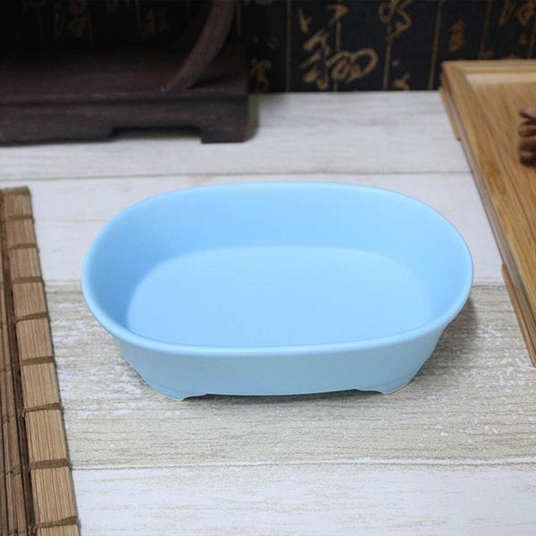 故宮精品 汝窯水仙盆皂盒