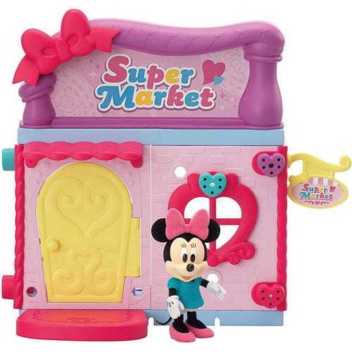 (segatoys)Disney DIY Dream City Minnie Supermarket (SEGA TOYS)