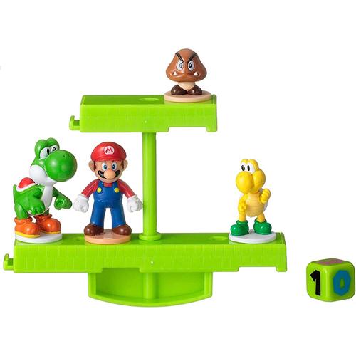 (EPOCH)EPOCH Mario balance game simple version above ground scene