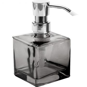 VERSA 玻璃洗手乳罐(灰200ml)