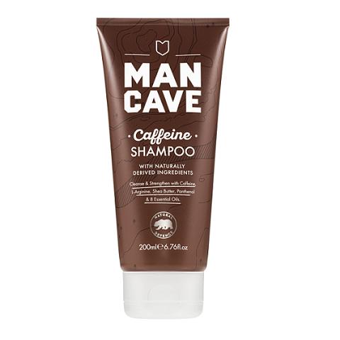 Man Cave Caffeine Shampoo咖啡因洗髮精(200ml)