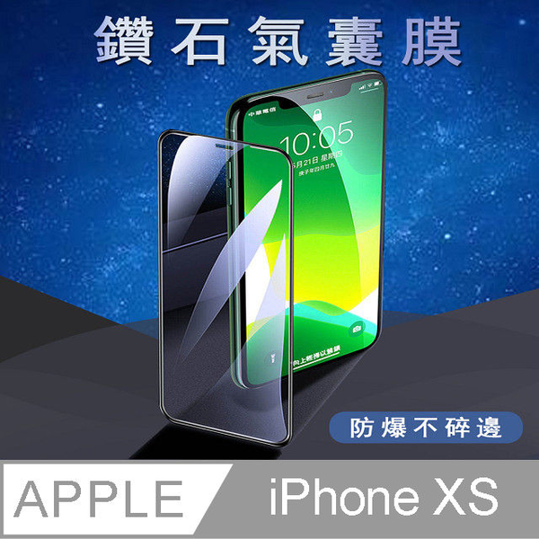 (JIEN HONG)iPhone XS 亮面 (滿版) 保護貼