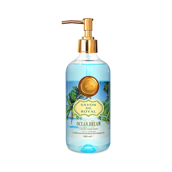 【Turkey S.D.R】A Midsummer Dream Hand Wash 500ml-Ocean Fantasy
