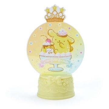"Small Auditorium Pudding Dog Crystal Ball Shaped Light Decoration ""Yellow"" Christmas Decoration Light. Christmas"