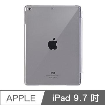 新款Apple iPad水晶保護硬殼(支援Smart Cover附貼/A1822/A1823)