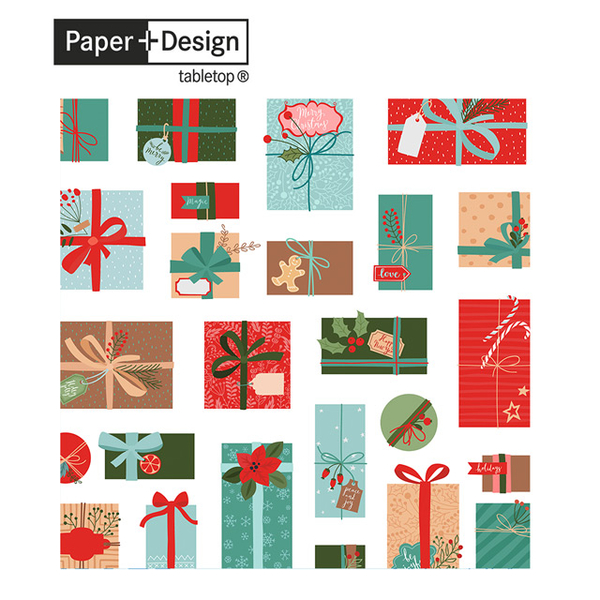 【Paper+Design】德國餐巾紙 -禮物