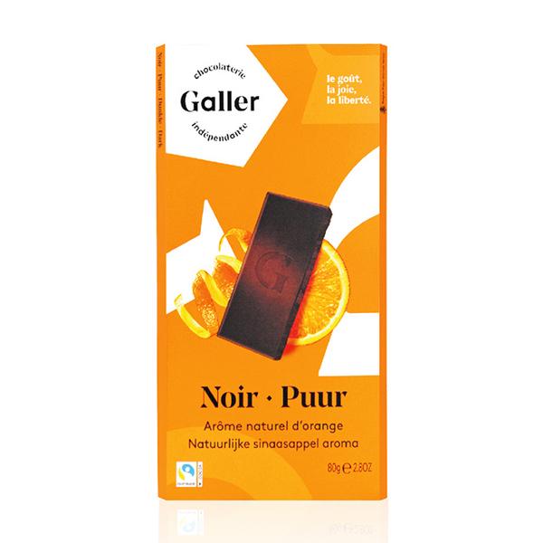 (Galler)Galler 70% orange dark chocolate 80g