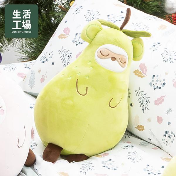 Animal Fruit Friends Club-Li Li Jun Pillow-Life Workshop