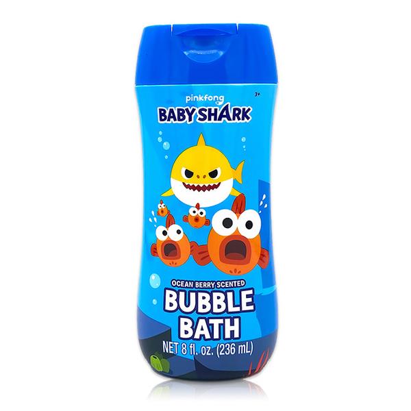 (Baby Shark)【Hot Cartoons in the United States】Baby Shark Bubble Bath (Berry Fragrance)-8oz/236ml