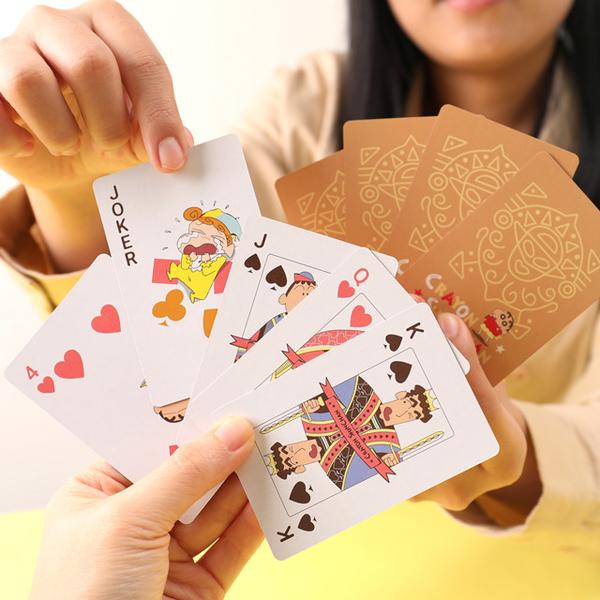 (蠟筆小新)Crayon Shin-Chan Dynamic Superman Fantasy Card Poker