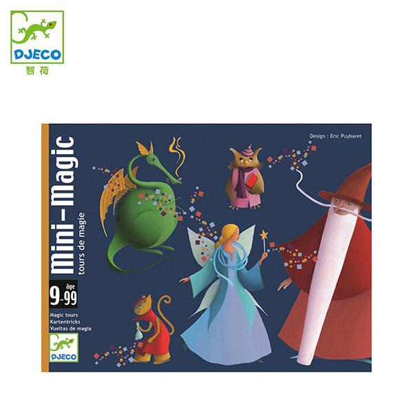 (djeco)[Djeco Zhihe] Magical Magic Card