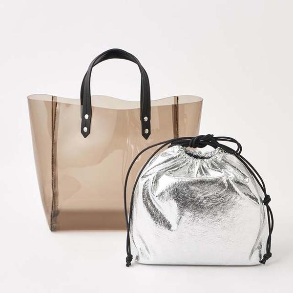 [COLONY 2139] กระเป๋า set2ชิ้น หนังPVC