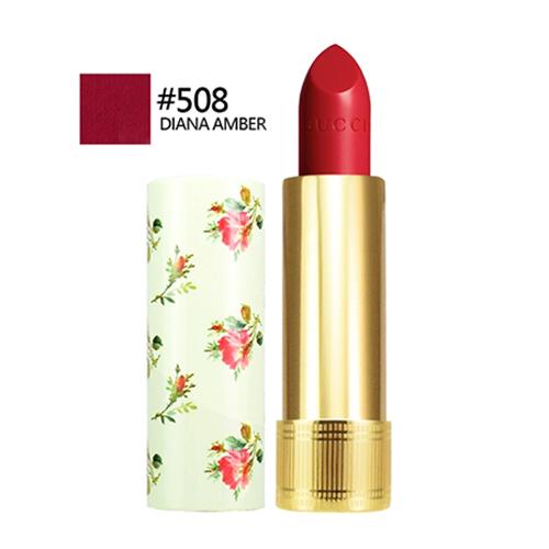 GUCCI moist light perception lipstick # 508 DIANA AMBER 3.5g