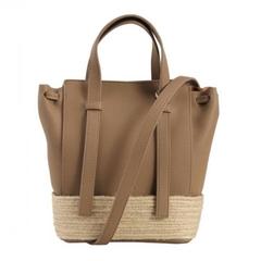 [EMODA] กระเป๋าตกแต่งญานเป็นแบบถัก