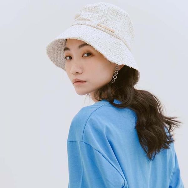 [ROCKET x LUNCH] หมวกบักเก็ตผ้าทวิต
