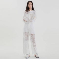[mystic] กางเกงขายาวลูกไม้ ทรงสวยขาเรียว