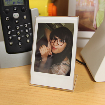 Small-sided acrylic photo frame into the -5