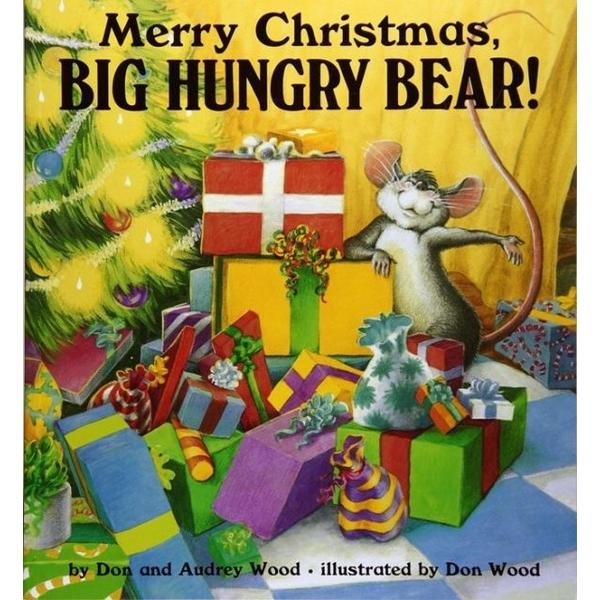 (Childs Play)Merry Christmas, Big Hungry Bear! 大熊,聖誕快樂(繪本)(外文書)