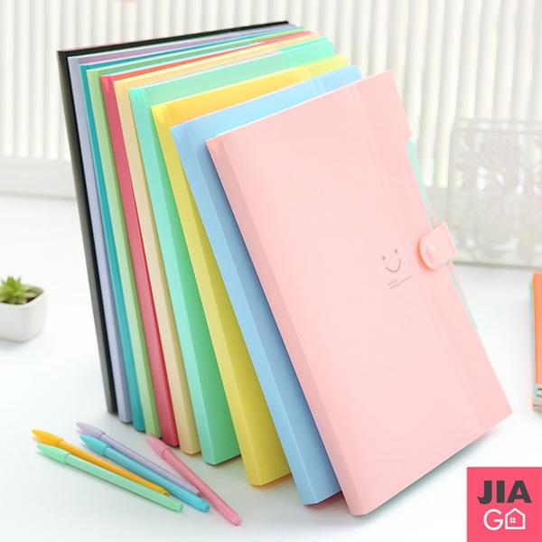 (JIAGO)JIAGO A4 five-layer grid folder