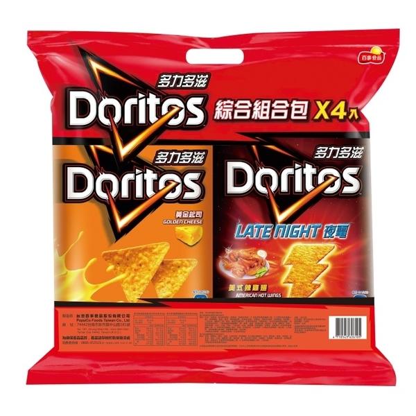 Doritos Comprehensive Pack (192g)