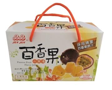 Jingjing Passion Fruit Jelly Gift Box