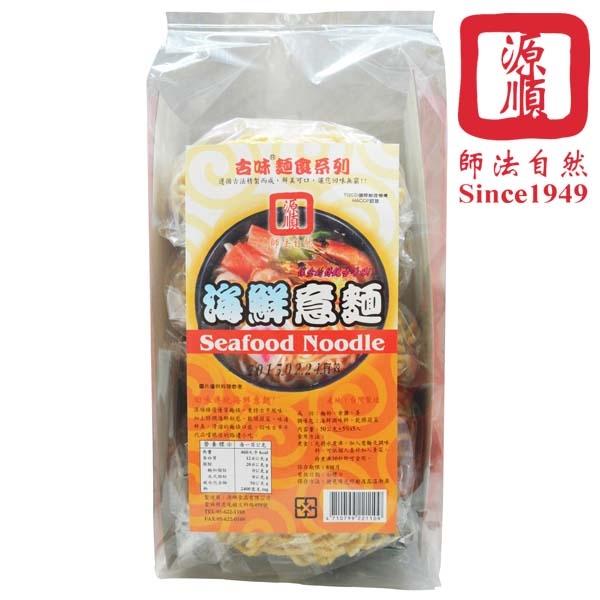 """""""Yuan Shun"""" Seafood Pasta 56g*5 pieces/pack"""