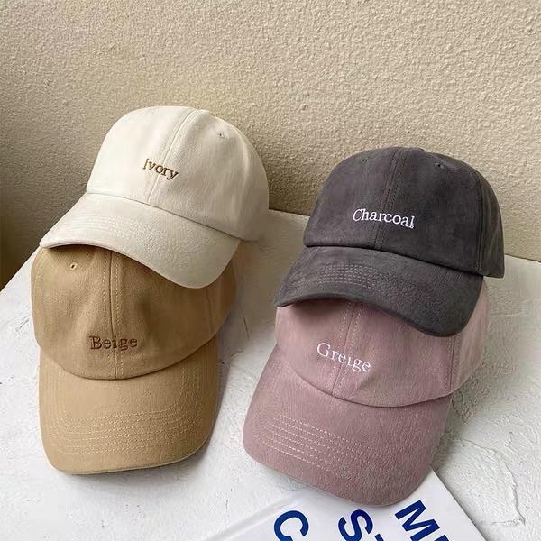 【La Morongo Co】หมวกเบสบอลแก๊ปสไตล์เกาหลี