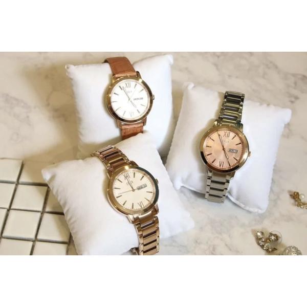 【ERICA】นาฬิกาข้อมือสแตนเลส ERICA X MICKEY MOUSE 90S 1+1 สีโรสโกลด์ (รุ่น ER-17-GLW) ขนาด 38 มม.