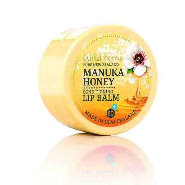 (PARRS)[PARRS] New Zealand imported manuka honey lip balm 15g