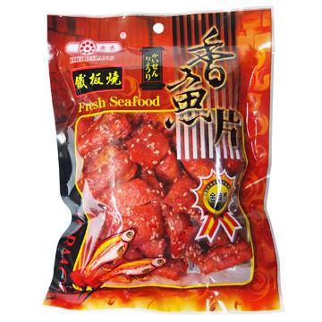 惠香 鐵板燒香魚風味片(100g/包)X10包